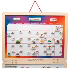 Refrigerator Magnet Calendars Fridge